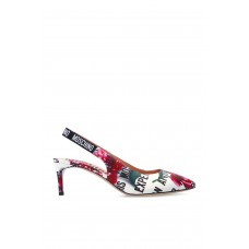 Dolce & Gabbana Leather pumps with logo  Trends MA10075 C1CMK-010A