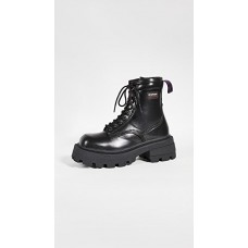 Eytys Women's Shoes Michigan Leather Boots Black  EYTYS30100