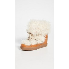 Isabel Marant Women Shoes Nowles Boots Natural For Snow ISMDB30422