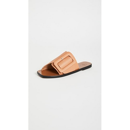 ATP Atelier Shoes Ceci Sandals Honeynut quick shipping ATPAT30024