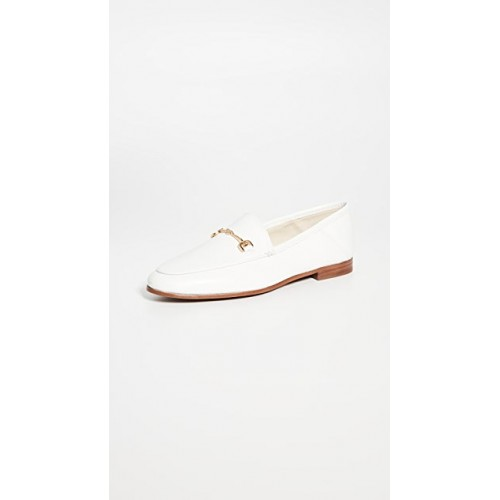 Sam Edelman Shoes Loraine Loafers Bright White for sale SAMED41852