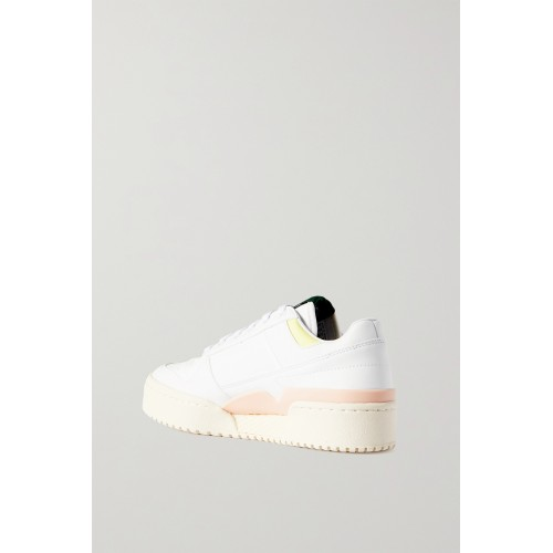 Forum Bold leather sneakers White For Sale 7UXAVUS8F