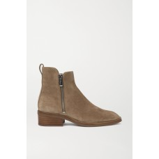 Alexa suede ankle boots Light brown in style 98VPSRCYI