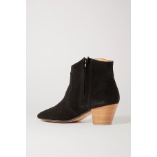 Dicker suede ankle boots Black new in FEZHAW5FB