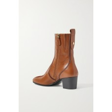 Goldee leather ankle boots Camel Discount 46QH92H62