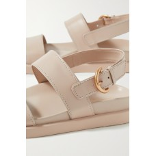 Bilbao leather sandals Taupe The Top Selling NQXO8W2X5